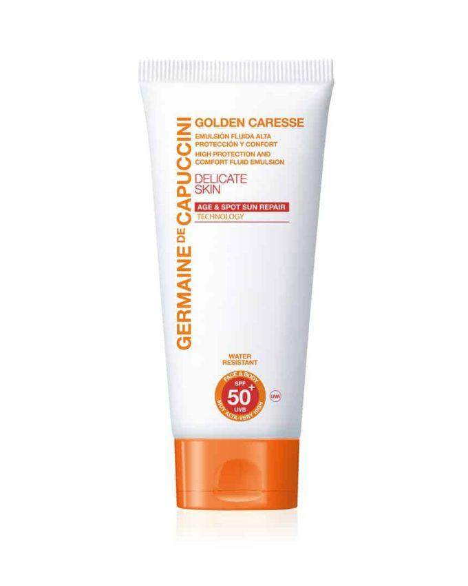 Avansert Anti-aldrings Solkrem Spf50