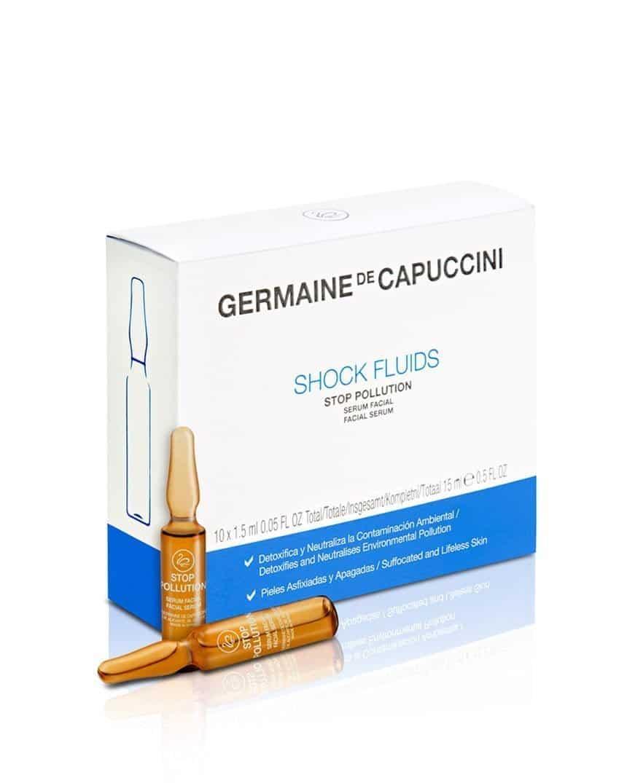 Serum Options Shock Fluids Stop Pollution