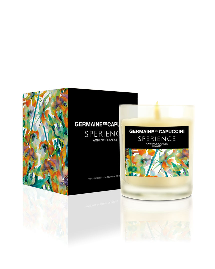 Sperience Ambience Candle Vitalitet