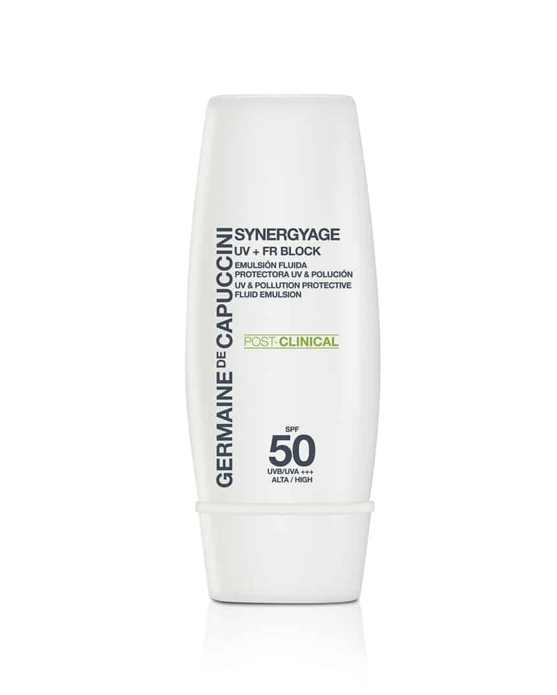 UV plus FR Block SPF50 beskyttende emulsjon