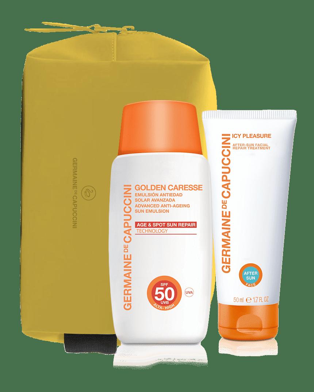 Sun Bives Emulsjon SPF50 Sommer Kit