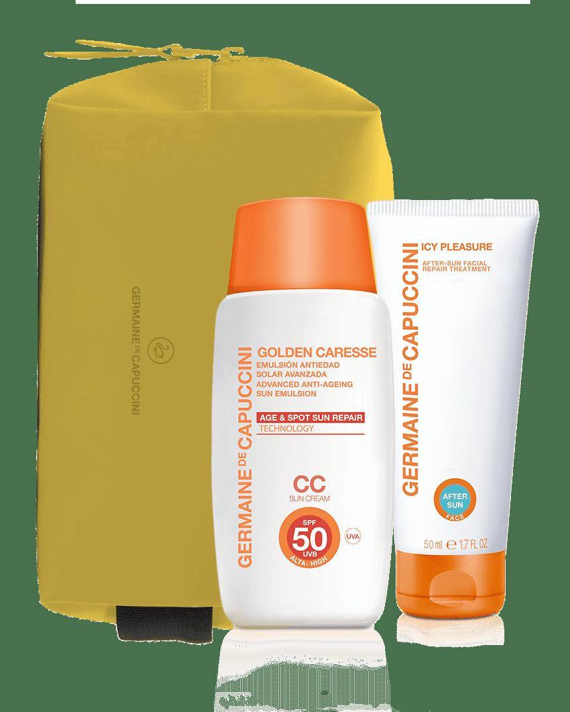 Sun Bives Kit CC Cream SPF50