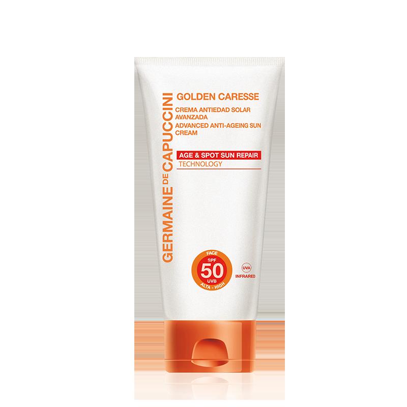 Advanced Anti-aging sun cream spf50