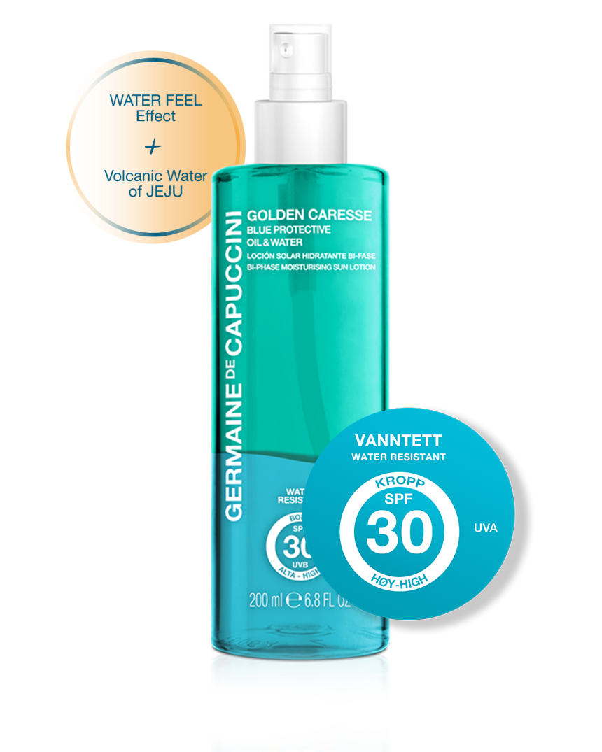 Blue Protective Oil and Water SPF30