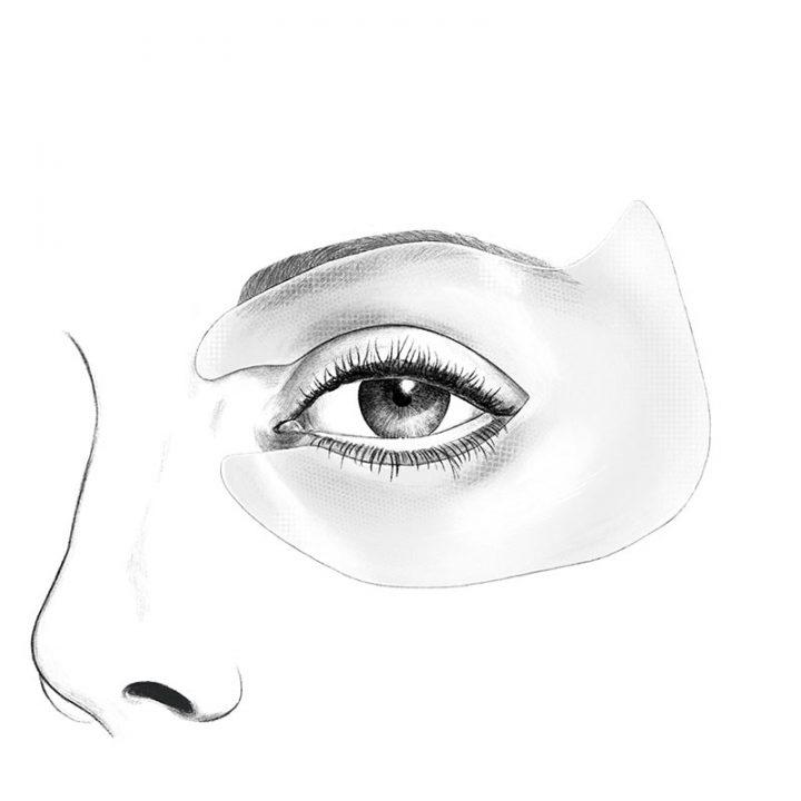 Aqua Patch Eyes